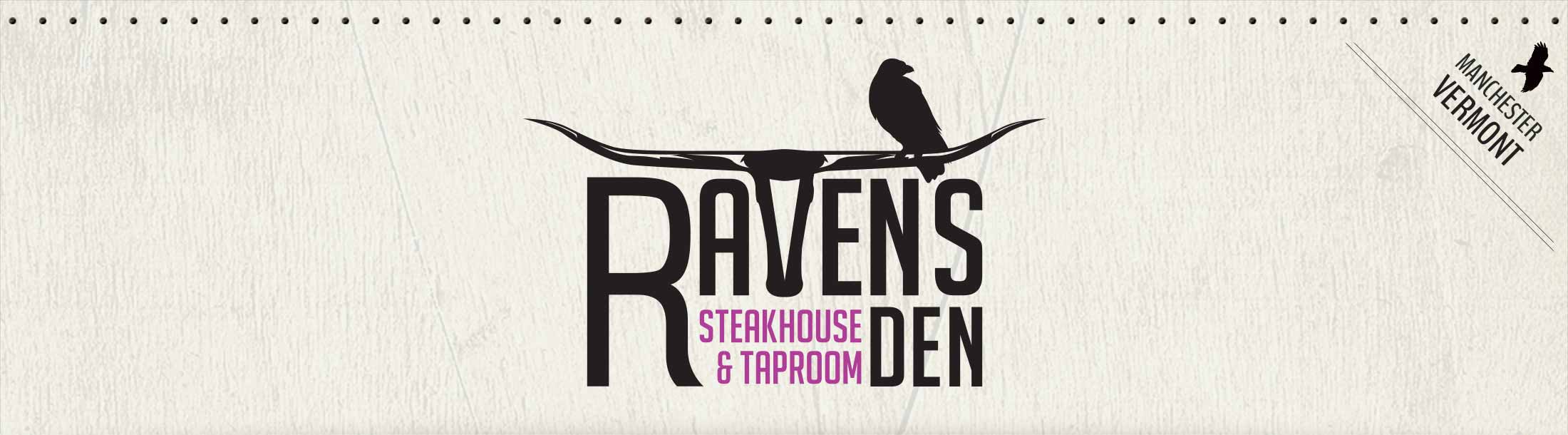 Raven's Den Steakhouse and Taproom - Homepage